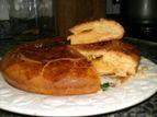 Um suculento bolo basco