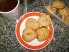 Uns fáceis e saborosos biscoitos de canela