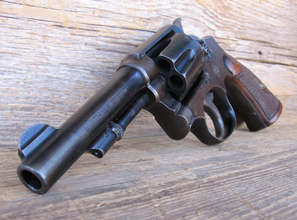 dating s&w model 10 Stevns