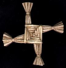 croix de sainte Brigitte de Kildare