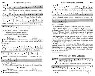 Epiphanie Solesmes 1891 folio 2
