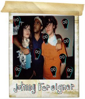 Johnny Foreigner