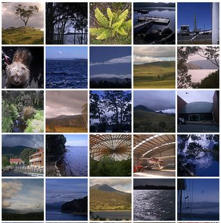 Flickr set - Tasmania 2005