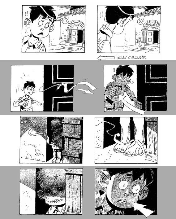 El arte del comic y la ilustración StoryGimenez