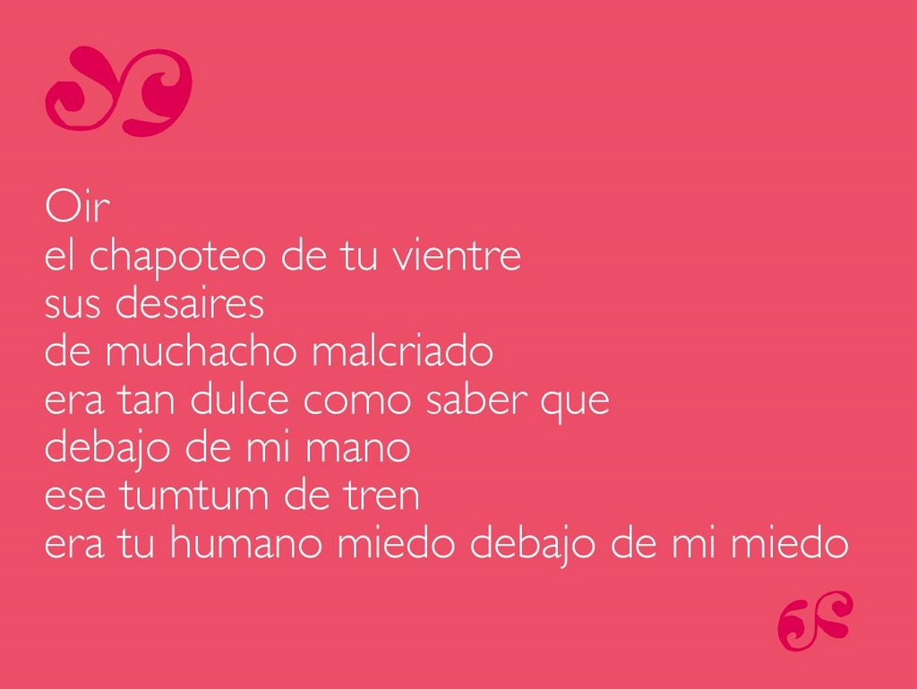 Lolita Franco: Poesia. \