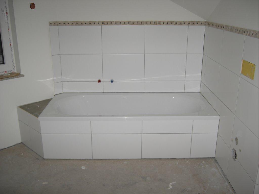 badewanne gefliest badewanne gefliest bautagebuch. Black Bedroom Furniture Sets. Home Design Ideas