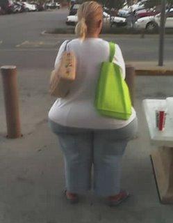 Fat Ass!