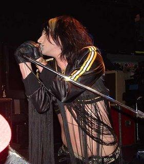 Lead Singer, Ola Salo