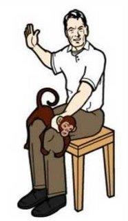Spanking The Monkey!