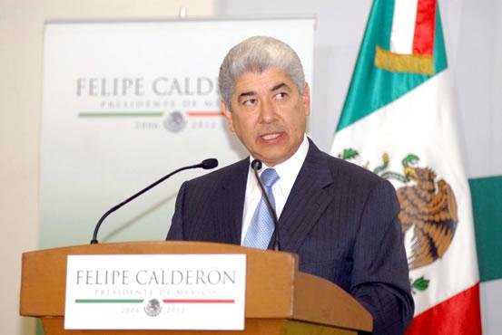 El Rinc N Del Necio Presenta Felipe Calder N Su Gabinete