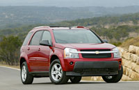 Chevrolet Equinox Review