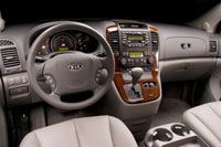 Kia Sedona Review