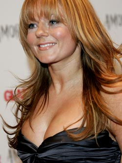 Geri Halliwell says she looked like a porn star