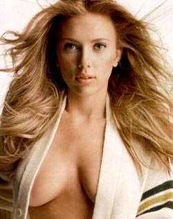 Scarlett Johansson plans to go fully Nude