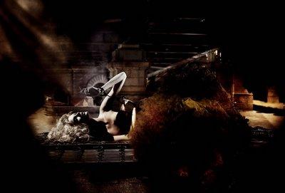 Steven Meisel + EyeballNYC