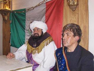 Entrega de la Secretaria al M:. Gonzalo Guevara