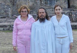Primer Encuentro en Malinalco con la Sra. Lucy, el Maestro e Isis