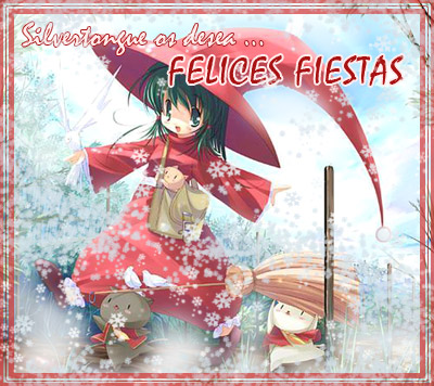 Felices Fiestas a to@s