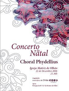 Concerto de Natal Olhão 2006