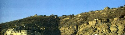 the hill-fort of Bundi ruled by the Hada Rajput clan