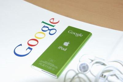 Google送你免费的iPod nano