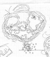 Fonte-Taladrador, hecho por Simón