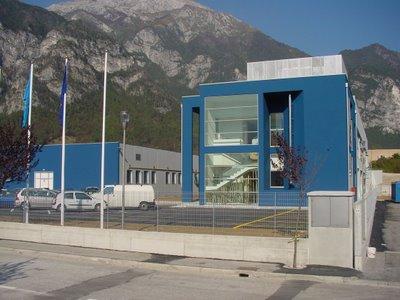 Nuova sede Eurotech