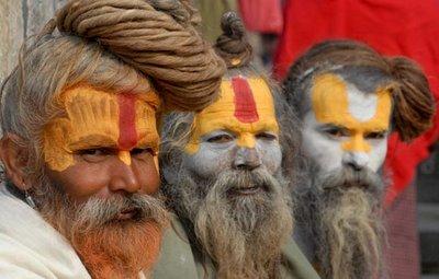 Santones nepalíes
