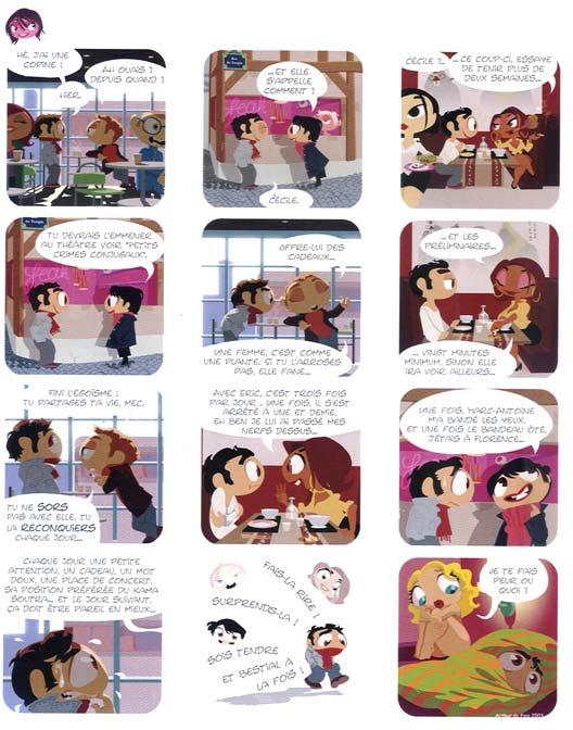 Arthur Comics Tumblr of Arthur de Pins'comic