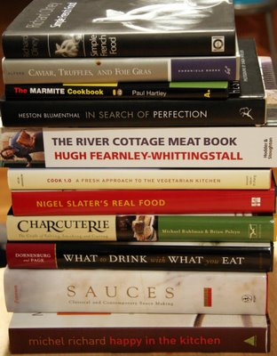collection of new cookery recipe books