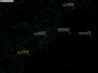 Radar plot of South Stockholm region
