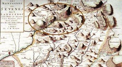 baronnie d'Hierle en Cévennes