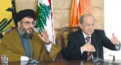 Nasrallah-Aoun coalition