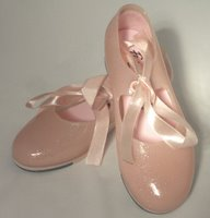 Pink Jelly Tap Shoes Future Star