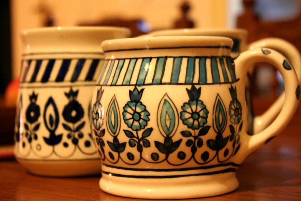 Rang The Colours Of Life Khurja Pottery