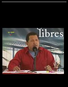 Presidente Hugo Chávez da respaldo al software libre y tecnologías libres