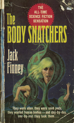 The Body Snatchers (1955 Dell paperback)