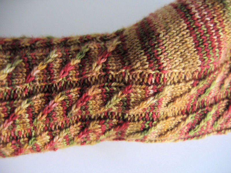 Knitting Put Stitches On Holder : annypurls: Hand warming!