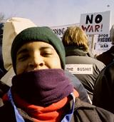 Yolanda Carrington: writer, political activist, African Amer. woman, radical feminist, Marxist, African Amer. nationalist