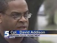 Durham PD Cpl. David Addison