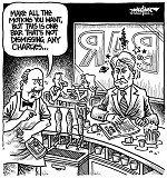 Dennis Draughon - Nifong's Bar Tab