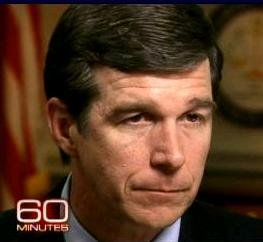 Roy Cooper on 60 Minutes