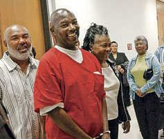 Raymond Lee Parker sentenced to 40 years in prison for $173 robbery in 1980