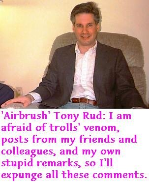 'Airbrush Tony' - Anthony Gordon (A.G.) Rud Jr.