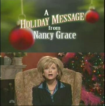 Nancy Grace Holiday Message - Duke Lacrosse