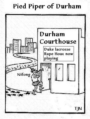 Mike Nifong - 'The Pied Piper of Durham'