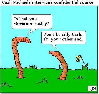 Cash Michaels interviews a confidential source