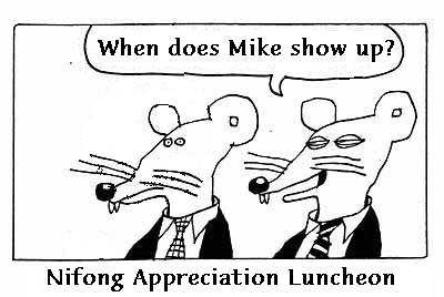 Nifong appreciation luncheon