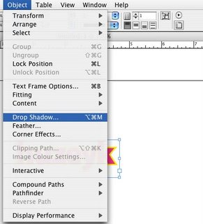 how to add a drop shadow to text in photoshop