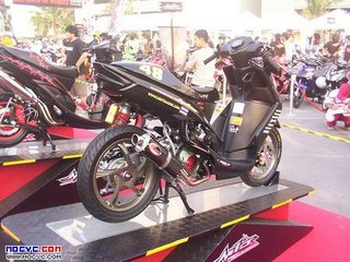 Yamaha MIO Modified